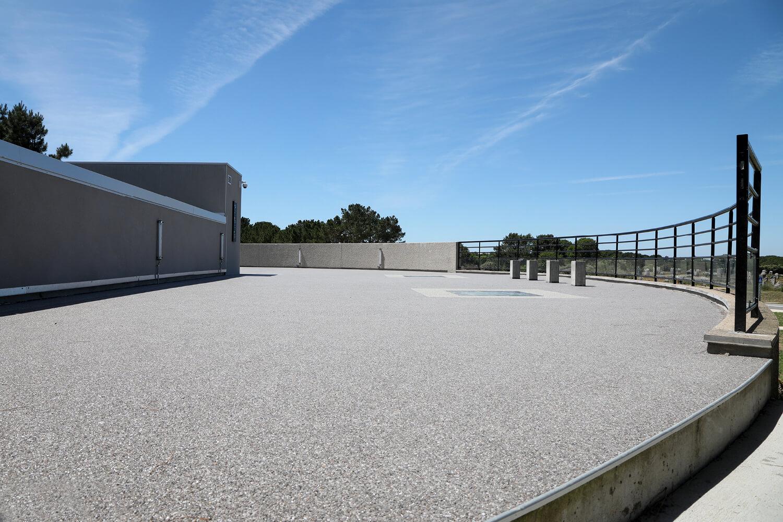 Travaux de toiture de la Maison des mégalithes à Carnac, Quimper, Morbihan